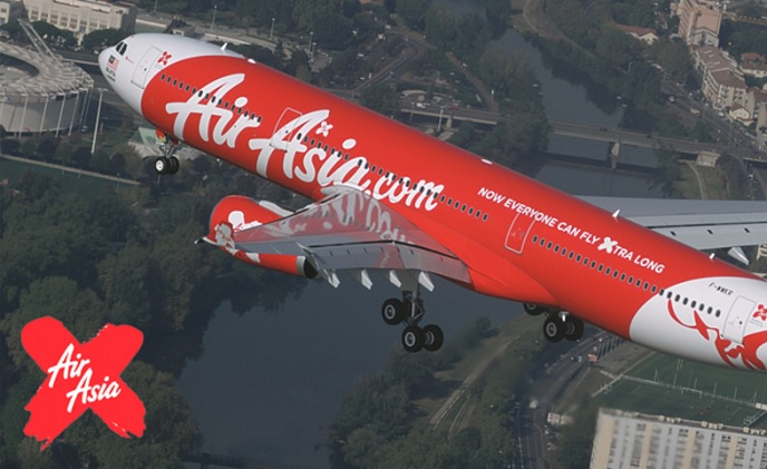 AirAsia X Berhad maintenance staff monitored by FingerTec