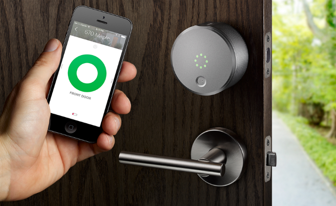 August Smart Lock gets Wink integration for remote locking and monitoring