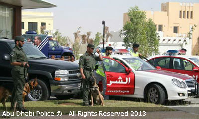 Abu Dhabi police boost public safety with PSIM solution