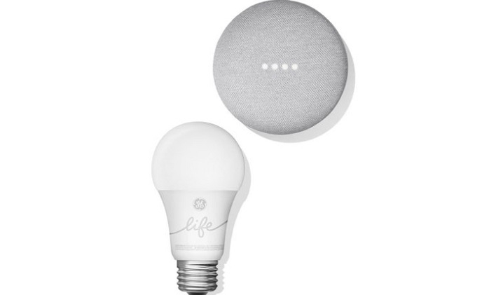 GE smart light bulbs to pair with Google Home automatically