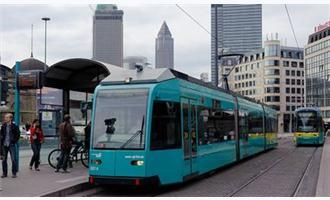 Frankfurt Light-Rail Stations Secured by Hikvision Network Video Solution