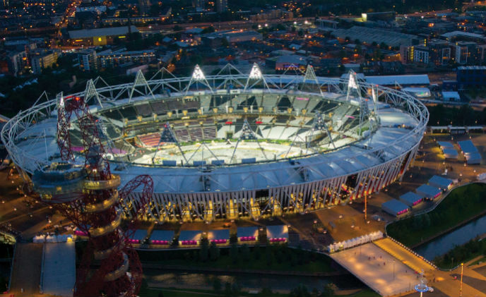 Assa Abloy UK Specification helps create security solutions at London's Olympic Park