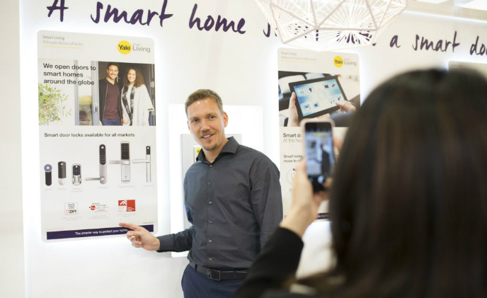 Trusted smart doorlocks builds better, connected, integrated home services: Assa Abloy