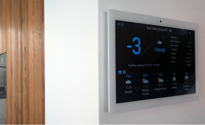 Control4 expands KNX ecosystem with support for popular keypads