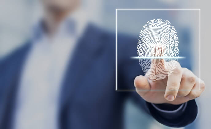 Improve identity management with biometric identification systems