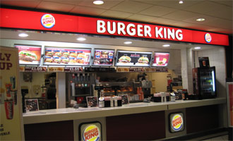 Hikvision Secures Burger King in United Kingdom