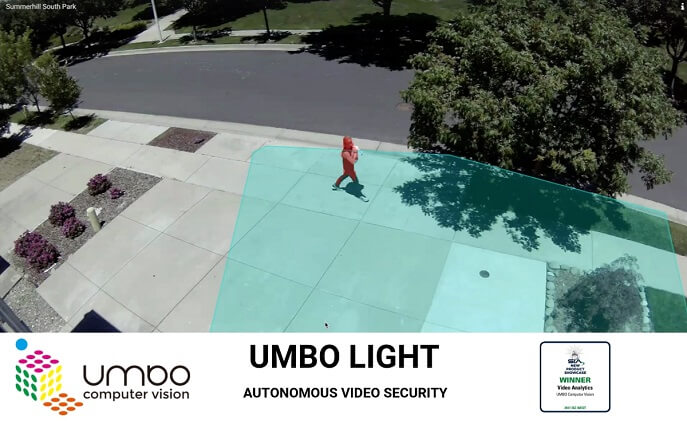 UmboCV presents video AI for reducing nuisance false alerts