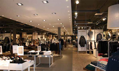 Axis cloud-based systems safeguards North Europe fashion stores MQ
