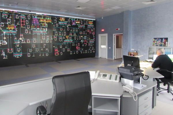 Belarus energy dispatch center employs eyevis for monitoring system