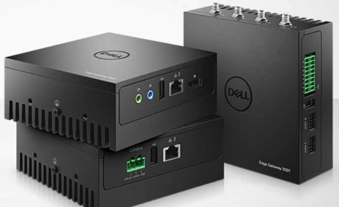 Dell brings new Edge Gateway products for various IoT applications
