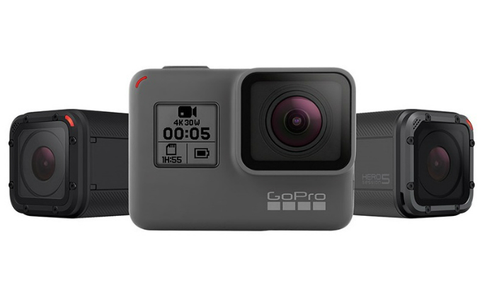 GoPro's camera technology may appear in smart home market