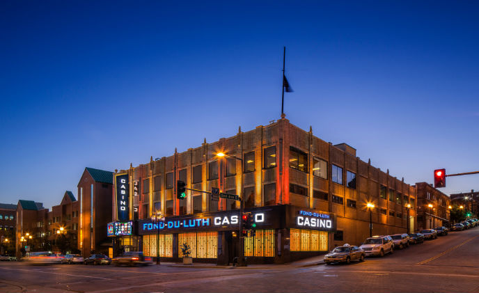 Minnesota casino migrates to IP video surveillance with Tyco