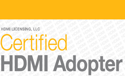 LILIN IP product manufacturer certified as HDMI Adopter by HDMI Licensing
