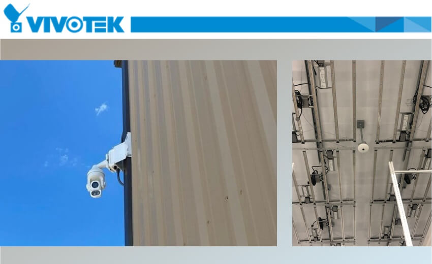 VIVOTEK establish a comprehensive surveillance solution for Michigan cannabis cultivation facility