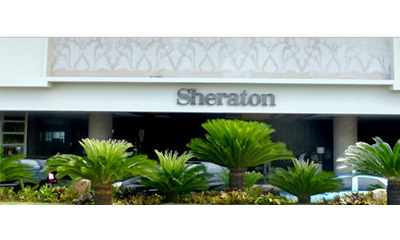 Bosch secures Sheraton Hotel Bali, Indonesia