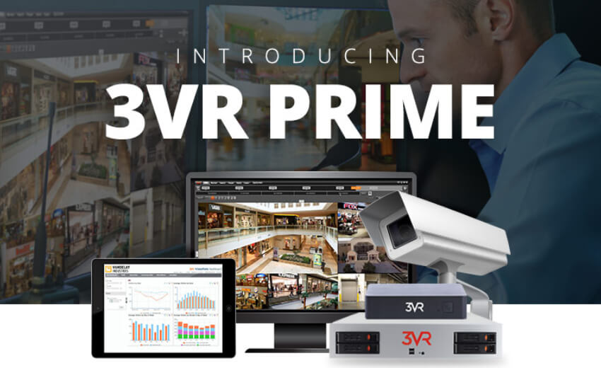 Identiv launches 3VR Prime, the video management hardware and software system