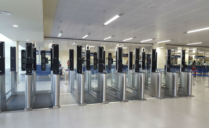 Airport selects Gemalto to ease and secure traffic at border control
