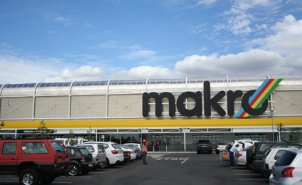 Makro retail stores deployed Hikvision IP surveillance solution in South Africa