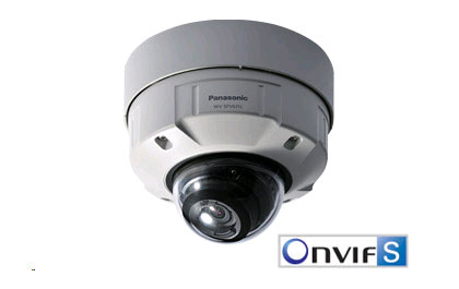 Panasonic announced immediate availability of 6 series dome IP cameras