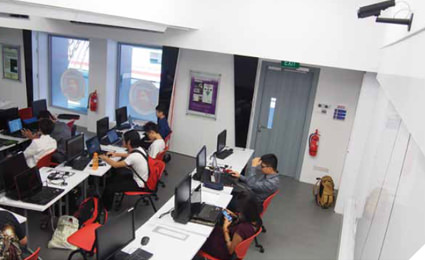 Axis safeguards Singapore Polytechnic's School DMIT