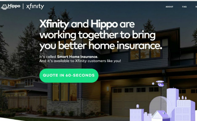 Comcast to offer smart home insurance through Hippo