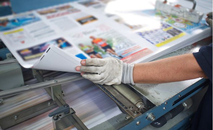VIVOTEK helps Chaponashr Printing and Publishing Factory protect clients and staff