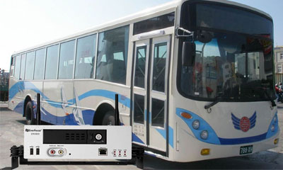 EverFocus protects bus safety with Mobile DVR in Penghu