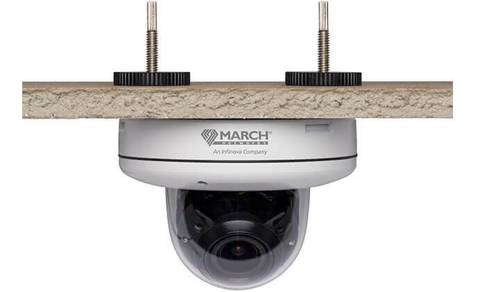 March Networks expands HD analog video solution with easy-mount CA2 series cameras