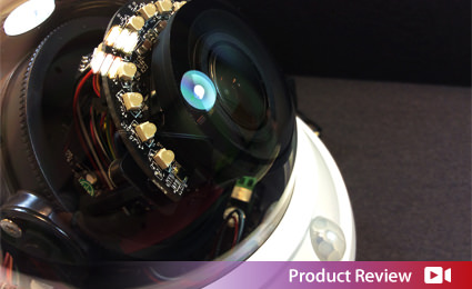[VIDEO] Product Review: Afidus DN-232Z1 IR dome smartly balances bright and dark