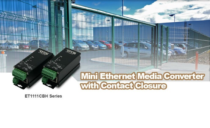 OT Systems launches Ethernet media converter for access control