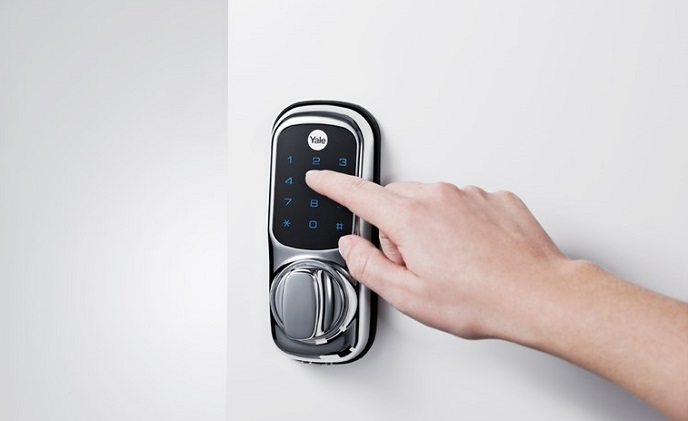 Yale smart locks integrate with August Home's software