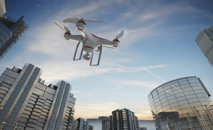 Eaton & Associates launches drone security solution with Dedrone