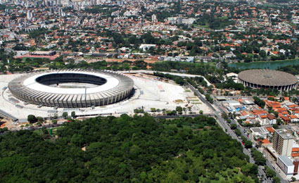 Johnson Controls integrates security systems for world soccer games in Brazil