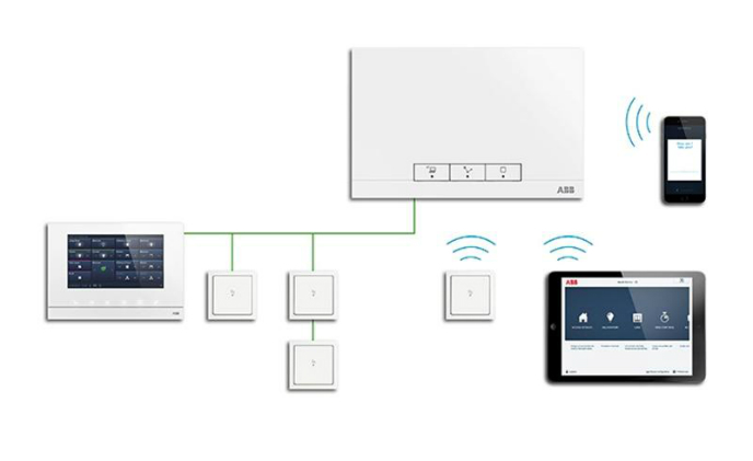 ABB to launch wireless home automation solution