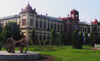 IndigoVision Keeps the Eye on Indian State Museum Artifacts