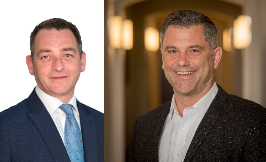 NSC names Christopher Larocca CEO and Darren Learmonth CTO