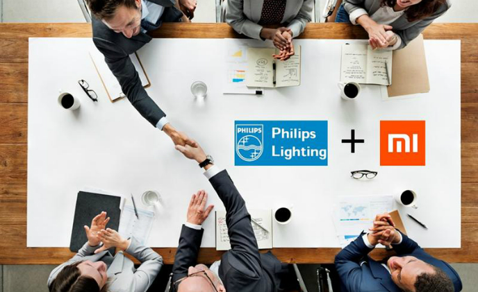 Philips Lighting launches joint venture with Xiaomi to expand smart home lighting in China