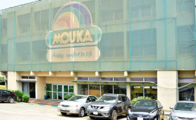 Bosch ensures Mouka's employee safety with immediate fire detection