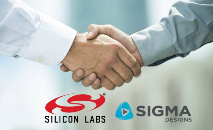 Silicon Labs announces definitive agreement to acquire Sigma Designs