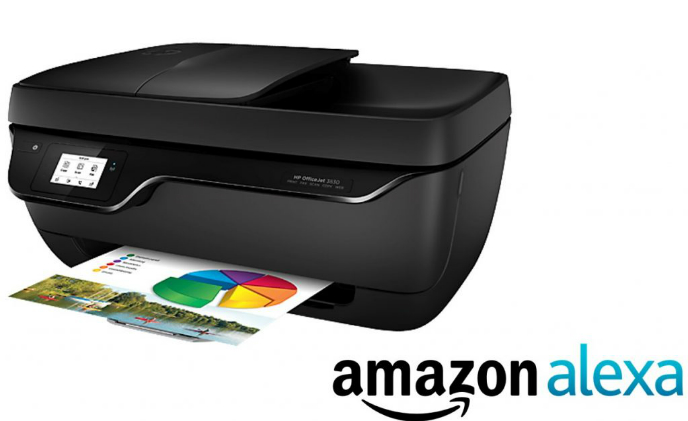 HP printers to take Alexa voice command to print out shopping list