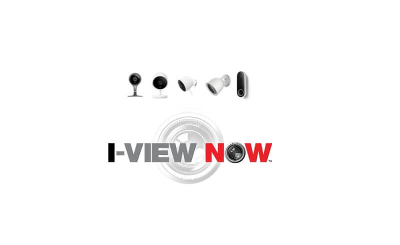 I-View Now integrates with Nest Cam for video alarm verification monitoring for connected homes