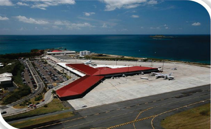 AMAG Symmetry helps Virgin Islands port authority meet standards