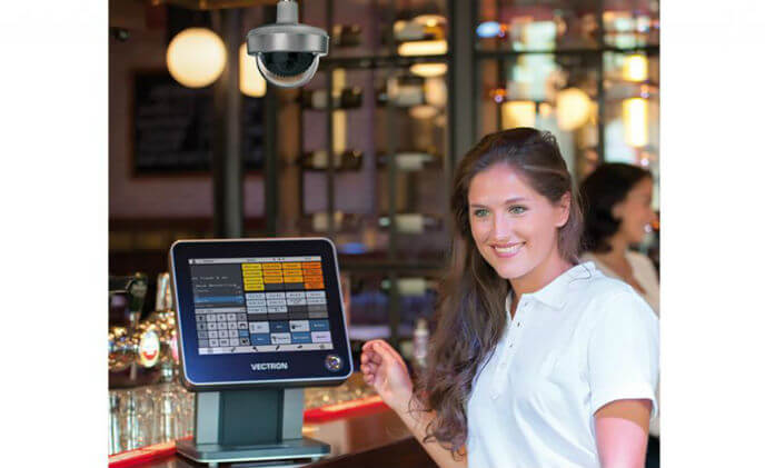 Vectron and Mobotix offer a joint video solution for retail establishments