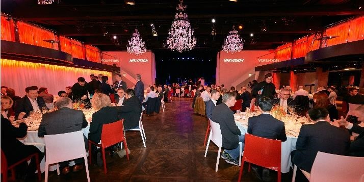 Hikvision's celebrates DACH branch office with opening event