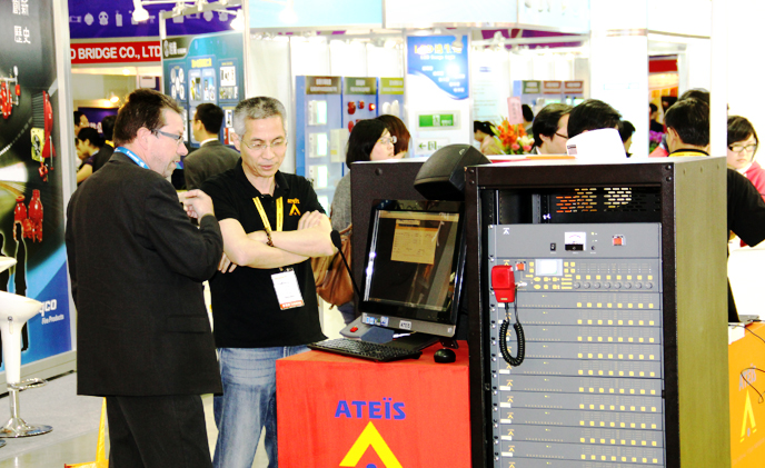 Fire & Safety Expo highlights made-in-Taiwan products & solutions