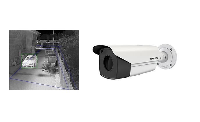 Hikvision launches thermal cameras for visually-challenging applications