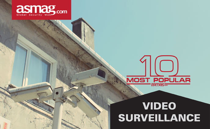 TOP 10 most popular video surveillance products in 2017