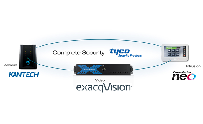 exacqVision 7.4 delivers integration for a complete video, access control and intrusion security solution