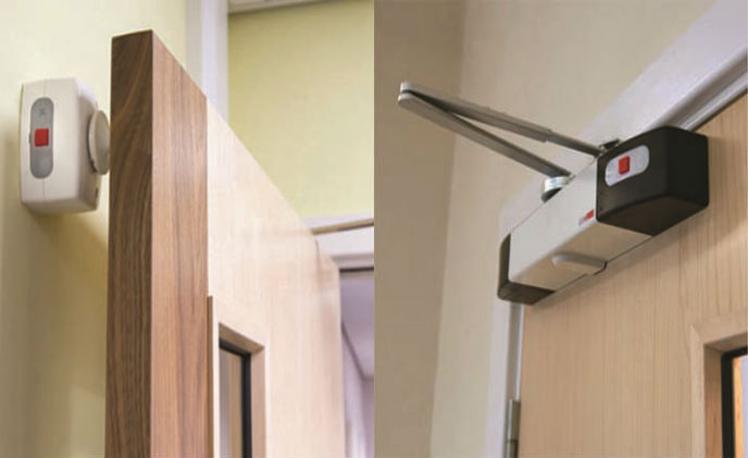 Agrippa's smart fire door technology is a clever innovation
