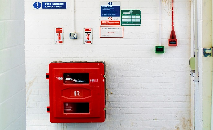 Ensuring reliable IP connectivity for fire alarm systems